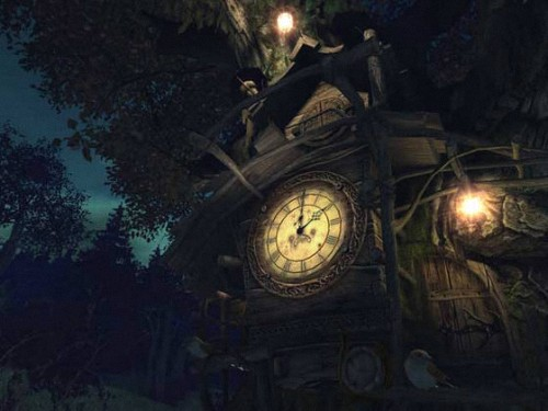 Cuckoo Clock Screensaver 3D 1.0.0.4