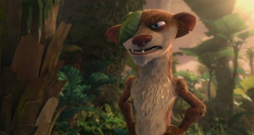 ���������� ������ 3: ��� ���������� / Ice Age: Dawn of the Dinosaurs (2009) HDRip