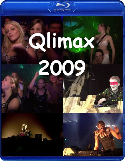 Qlimax 2009 (2010/BDRip/720p)