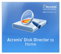 Acronis Disk Director Home 11.0.2343 + BootCD