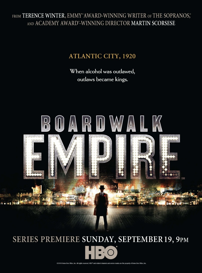 Подпольная Империя | Прeступнaя Империя | Империя порока | Boardwalk Empire (1 сезон) HDTVRip