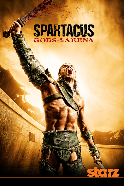 Спартак: Боги арены [Spartacus: Gods of the Arena] HDTVRip