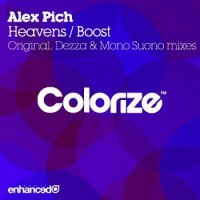 Alex Pich - Heavens