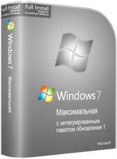 Windows 7 Ultimate Build 7601 SP1 Russian