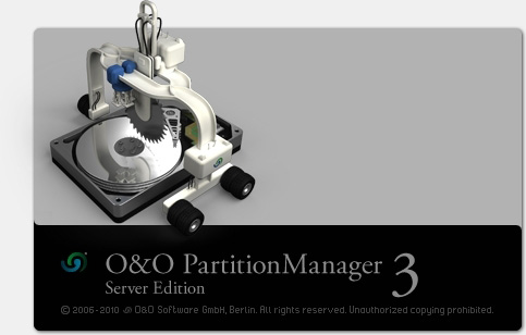 O&O PartitionManager Server 3.0.199