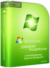 Microsoft Windows 7 Home Premium Build 7601 SP1 Russian