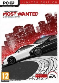 Need for Speed: Most Wanted. Limited Edition (2012)