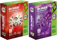 Dr.Web Anti-Virus & Security Space 11.0.3.12051