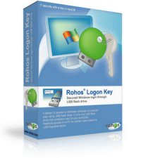 Rohos Logon Key 3.3