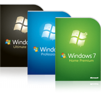 Microsoft Windows 7 SP1 -8in1- Activated (AIO)