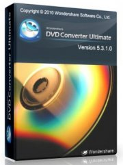 Wondershare DVD Converter Ultimate v5.3.2.0