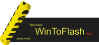 WinToFlash Professional 1.8.0000