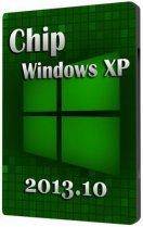 Chip Windows XP 2013.10 CD
