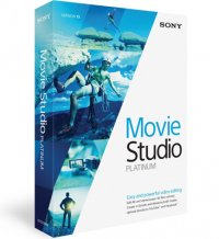 Sony Movie Studio Platinum 13.0 Build 942/943
