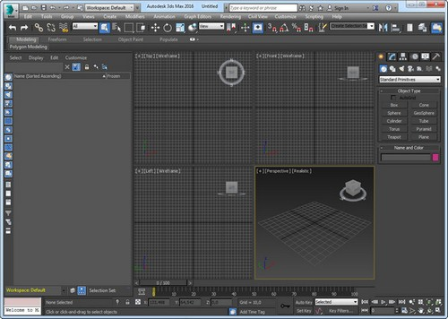 Autodesk 3ds Max 2016 SP2
