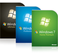 Microsoft Windows 7 SP1 -18in1- Activated (AIO)
