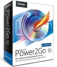 CyberLink Power2Go Platinum 10.0.3016.0 Rus