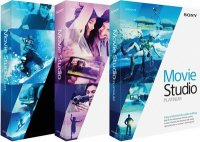 Sony Movie Studio / Platinum / Studio Suite 13.0 Build 954/955