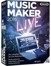 MAGIX Music Maker 2016 Live 22.0.3.63 Rus