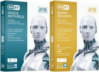 ESET NOD32 Antivirus | Smart Security 9.0.386.1
