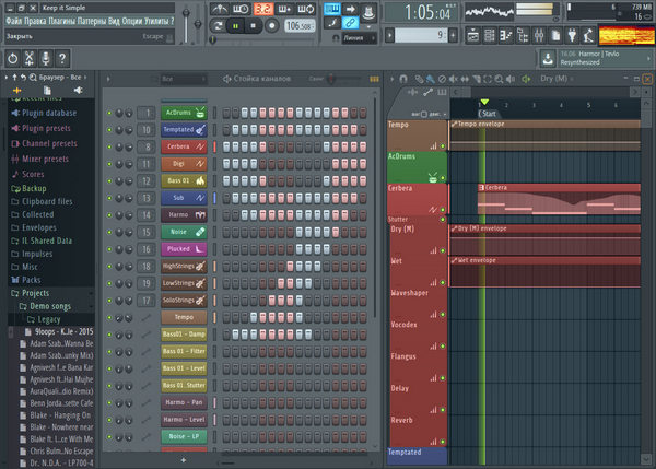 FL Studio Producer Edition 12.4