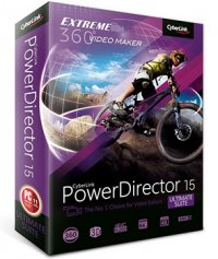 CyberLink PowerDirector Ultimate 15.0.2509.0 Rus