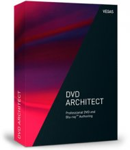 MAGIX Vegas DVD Architect 7.0 Build 54