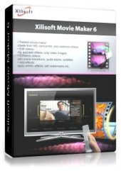Xilisoft Movie Maker 6.6.0 Build 20120823
