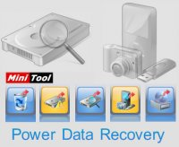 MiniTool Power Data Recovery 6.8.0.0 Rus