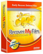 Recover My Files Professional 5.2.1.1964